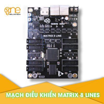 Mạch Điều khiển Màn Hình Matrix 8 Lines